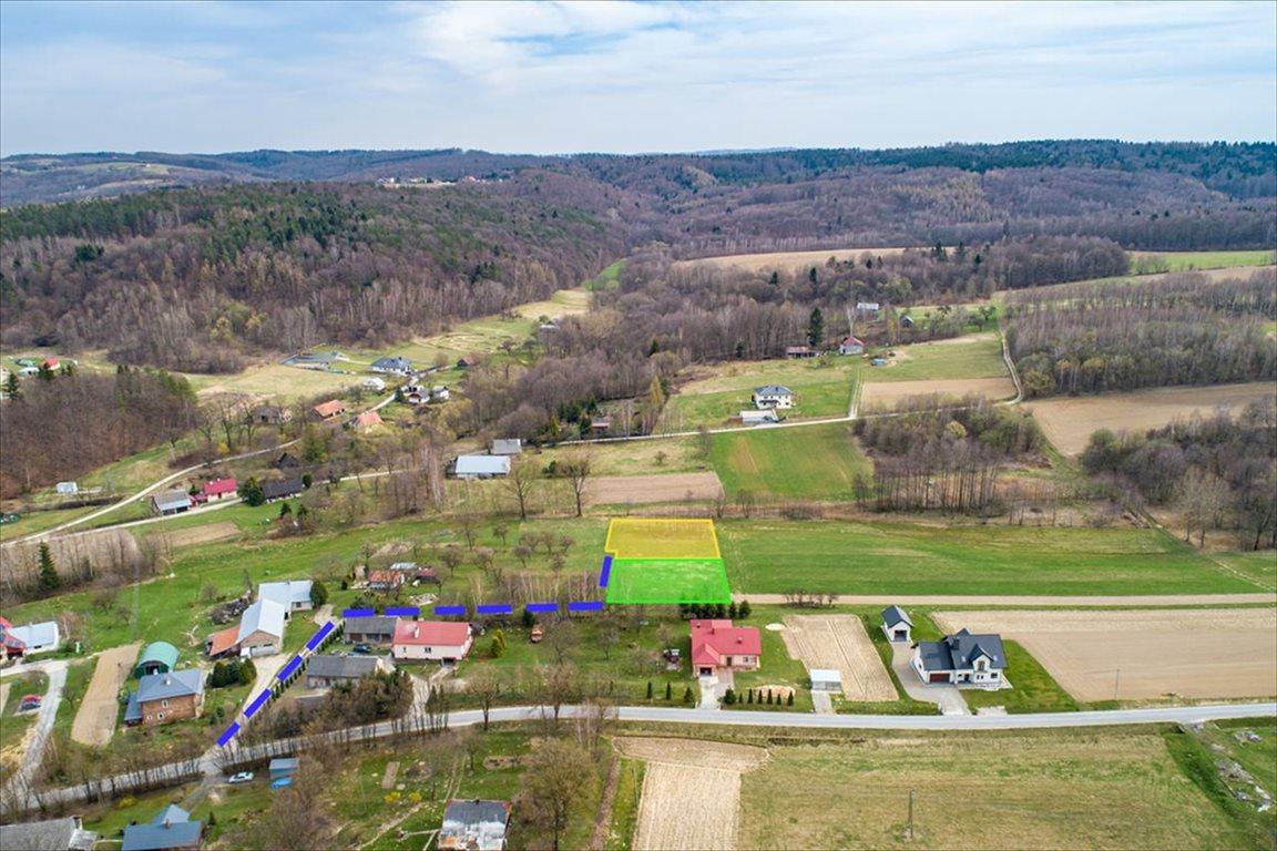 Działka budowlana na sprzedaż Wola Zgłobieńska, Boguchwała  1337m2 Foto 2
