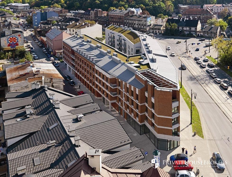 Lokal użytkowy na wynajem Kraków, Podgórze  411m2 Foto 2