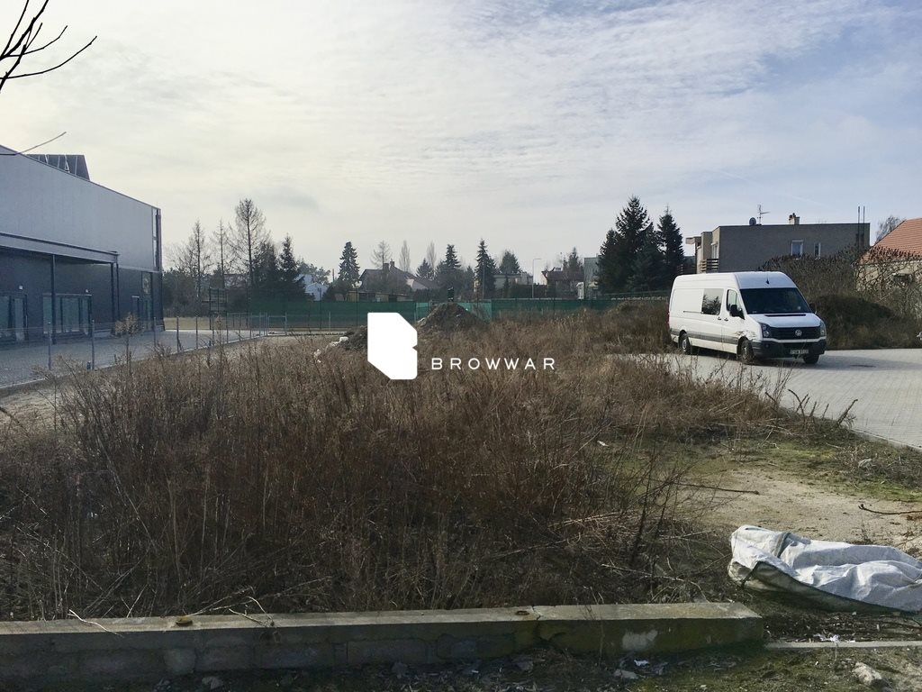 Działka komercyjna pod dzierżawę Poznań, Fabianowo-Kotowo  836m2 Foto 5