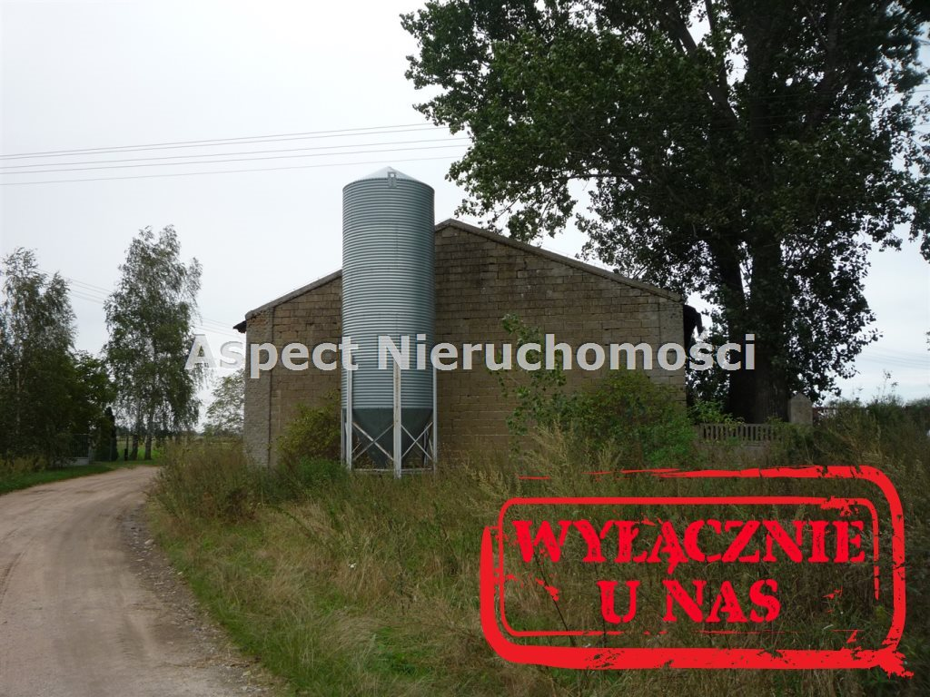 Działka przemysłowo-handlowa na sprzedaż Gawrony  12232m2 Foto 2