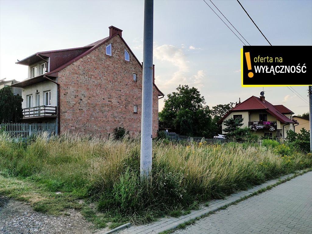 Działka budowlana na sprzedaż Kielce, Ostra Górka  486m2 Foto 4