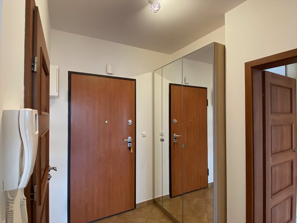 Mieszkanie dwupokojowe na wynajem Warszawa, Wilanów, Sarmacka 1a  53m2 Foto 8