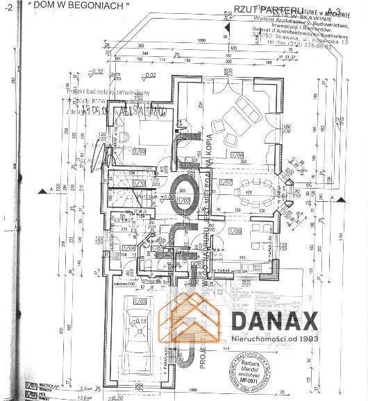 Działka budowlana na sprzedaż Włosań  1018m2 Foto 4