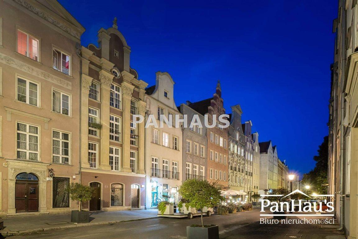 Mieszkanie dwupokojowe na wynajem Gdańsk, Stare Miasto, Ogarna  52m2 Foto 5
