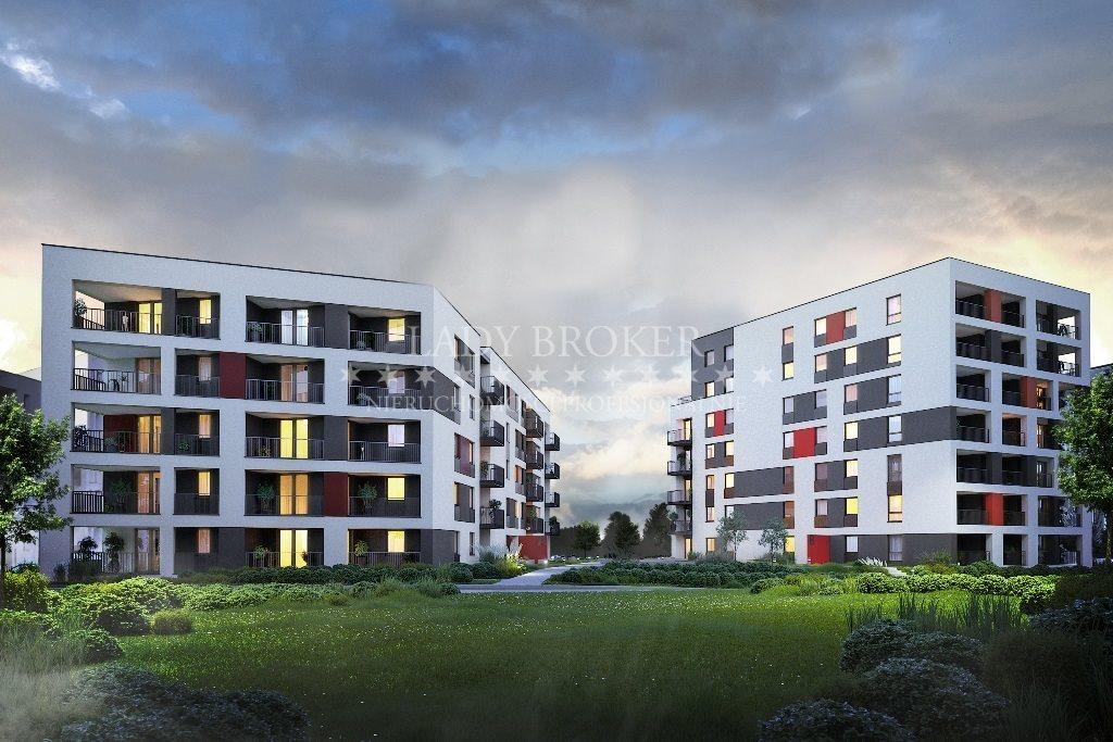 Mieszkanie trzypokojowe na sprzedaż Rzeszów, Baranówka, Prymasa 1000-lecia  59m2 Foto 4