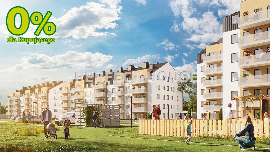 Mieszkanie czteropokojowe  na sprzedaż Poznań, Naramowice  85m2 Foto 1