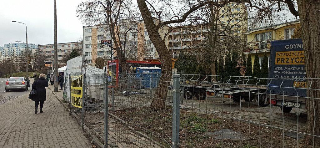 Działka inwestycyjna pod dzierżawę Gdynia  1095m2 Foto 5