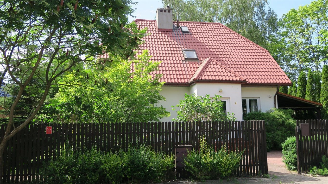 Dom na sprzedaż Łazy, Różana  140m2 Foto 1
