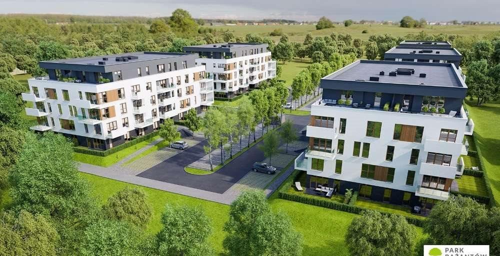Mieszkanie trzypokojowe na sprzedaż Katowice, Kostuchna, Bażantów 20  85m2 Foto 2