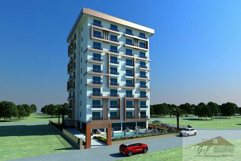 Mieszkanie dwupokojowe na sprzedaż Turcja, Alanya, Mahmultar, Alanya, Mahmultar  70m2 Foto 1