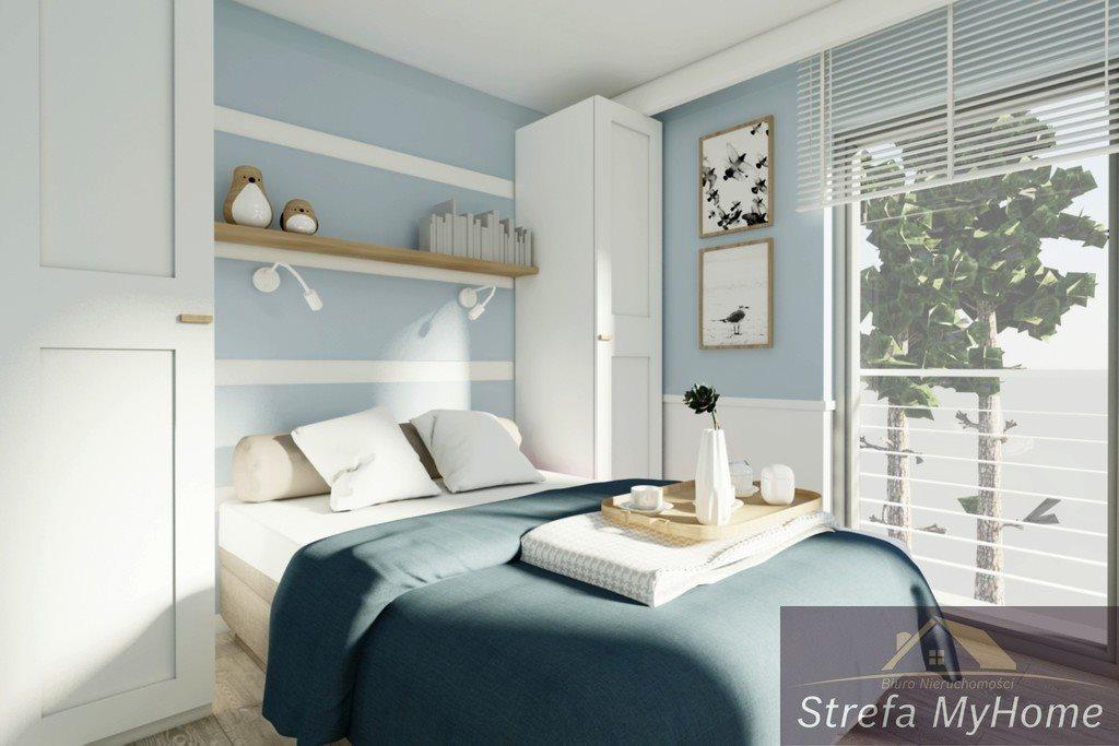 Mieszkanie dwupokojowe na sprzedaż Pobierowo  43m2 Foto 1