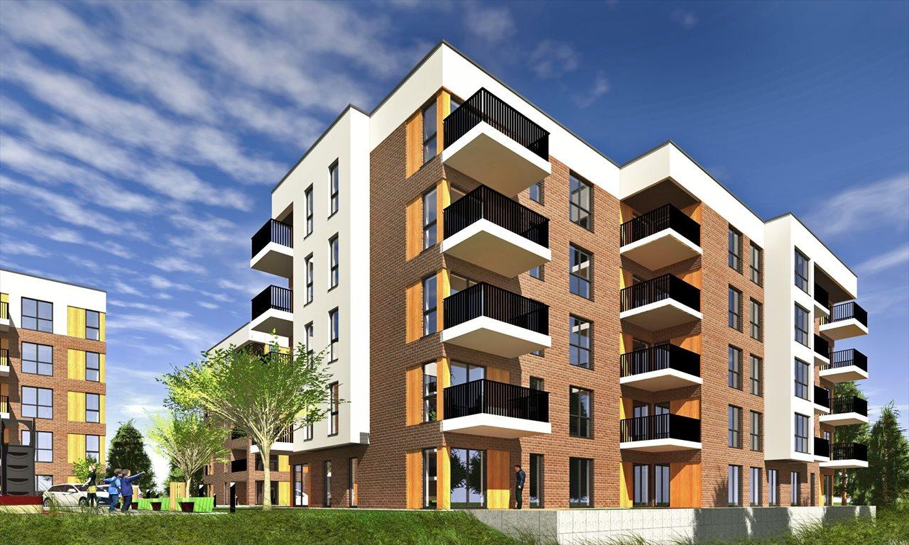 Mieszkanie trzypokojowe na sprzedaż Gliwice, Centrum, Pszczyńska 57  56m2 Foto 2