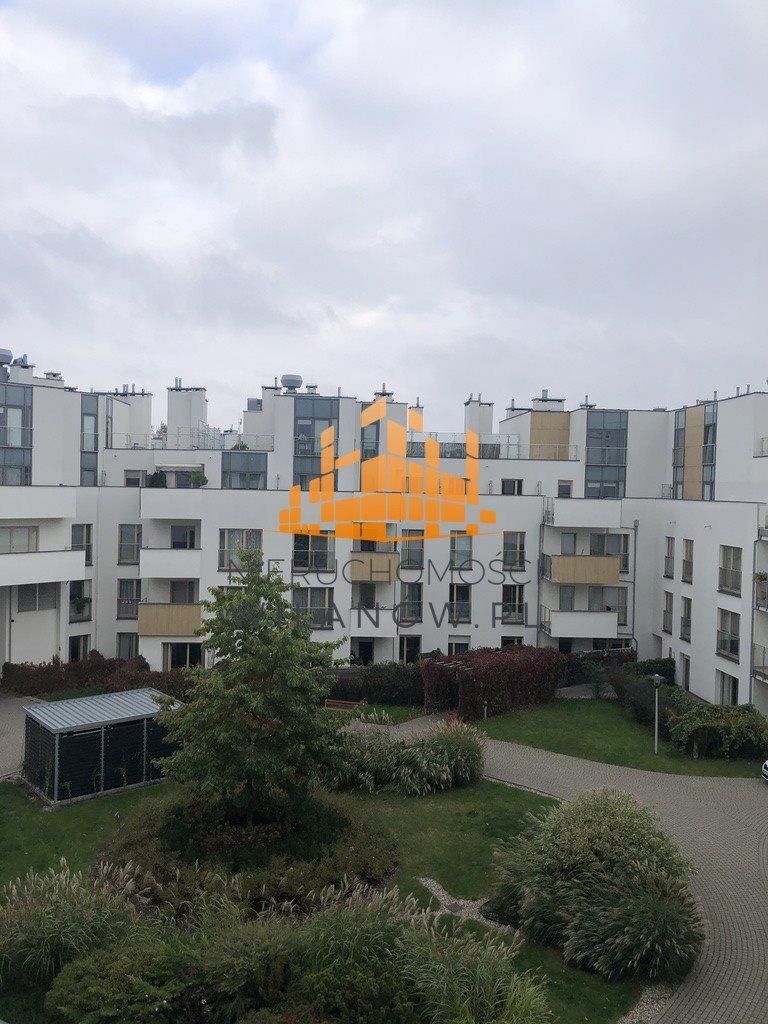 Mieszkanie dwupokojowe na wynajem Warszawa, Wilanów, Sarmacka  40m2 Foto 9