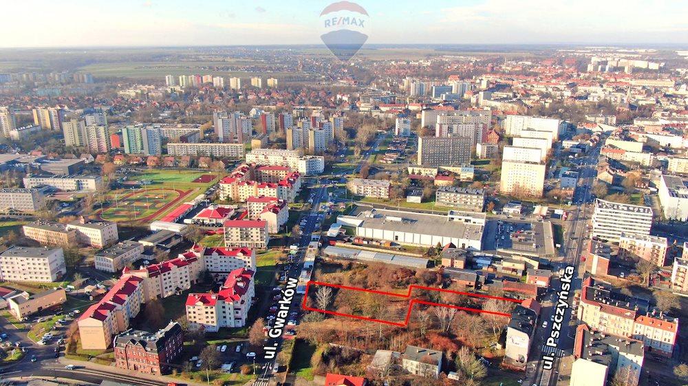 Działka inwestycyjna na sprzedaż Gliwice, Centrum, Pszczyńska  3382m2 Foto 10