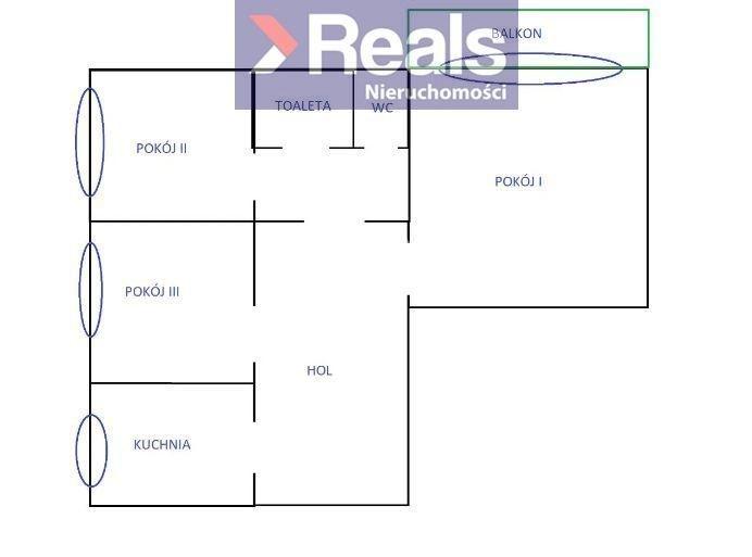 Mieszkanie trzypokojowe na sprzedaż Warszawa, Praga-Południe, Gocław, Wspólna Droga  69m2 Foto 9