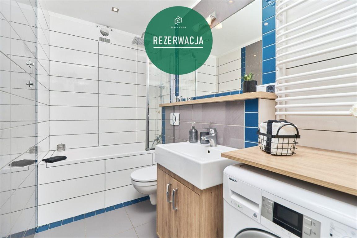 Mieszkanie dwupokojowe na sprzedaż Wrocław, Muchobór Wielki, Graniczna  46m2 Foto 9