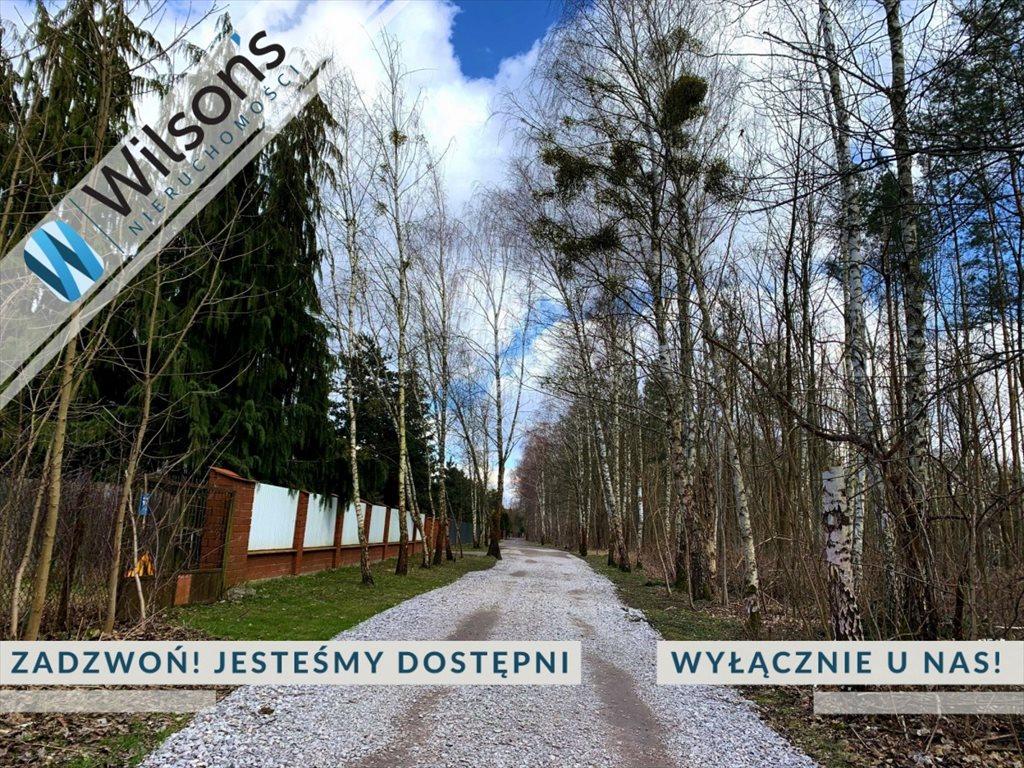 Działka budowlana na sprzedaż Dziekanów Polski, Władcy Pierścieni  2101m2 Foto 1