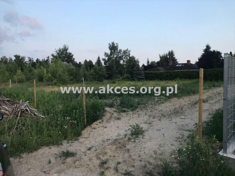 Działka budowlana na sprzedaż Nowa Iwiczna, Mleczarska  3700m2 Foto 9