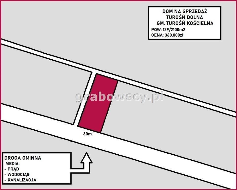 Dom na sprzedaż Turośń Dolna  154m2 Foto 12