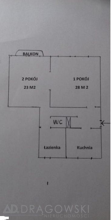 Mieszkanie dwupokojowe na sprzedaż Warszawa, Ochota, Filtrowa  73m2 Foto 12