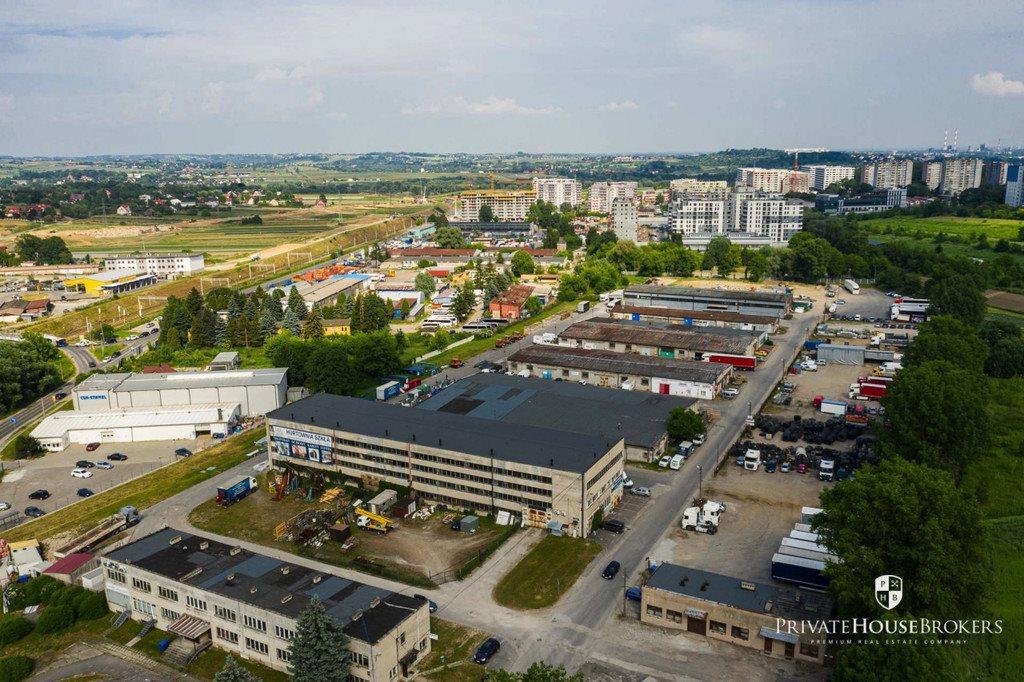 Działka przemysłowo-handlowa na sprzedaż Kraków, Prądnik Czerwony, Prądnik Czerwony, Powstańców  58203m2 Foto 2