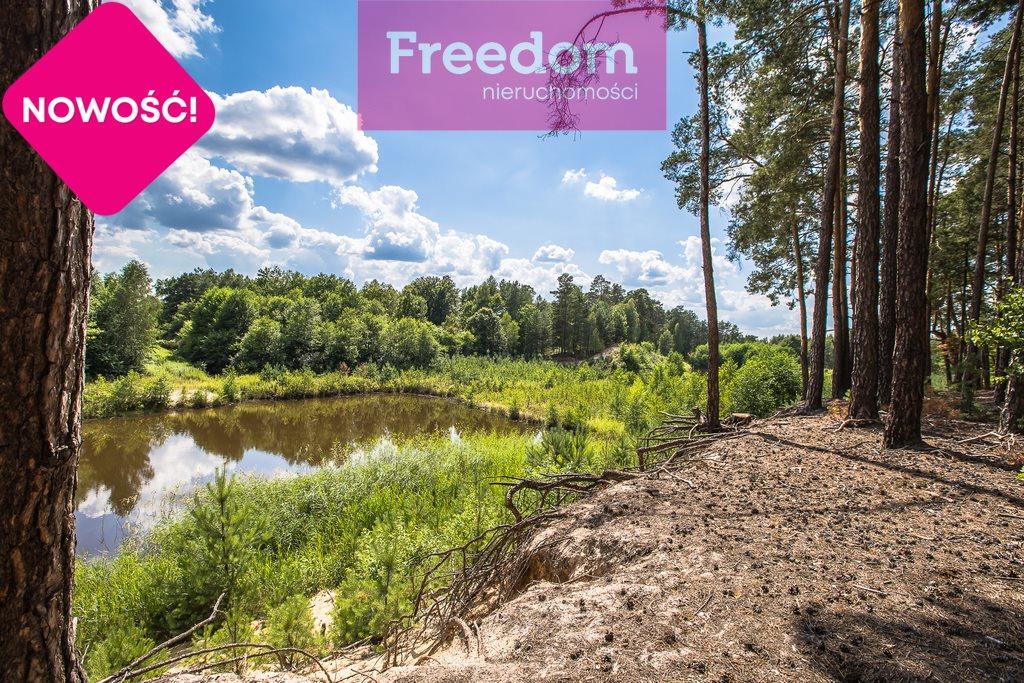 Działka leśna na sprzedaż Zielonka  38097m2 Foto 10