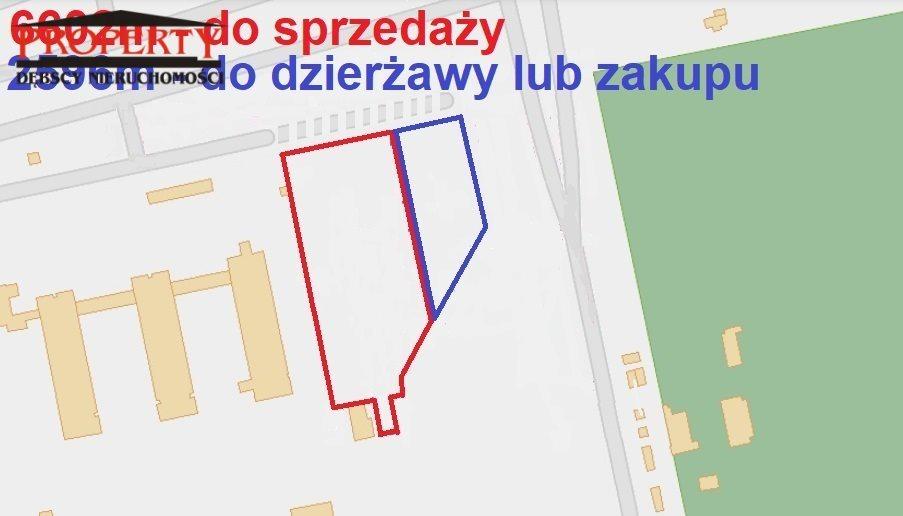 Działka komercyjna na sprzedaż Łódź, Widzew, WIDZEW PRZEMYSŁOWY  6602m2 Foto 3