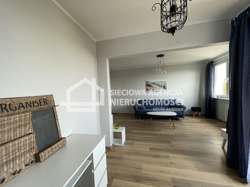 Mieszkanie trzypokojowe na wynajem Gdynia, Obłuże, Benisławskiego  51m2 Foto 7