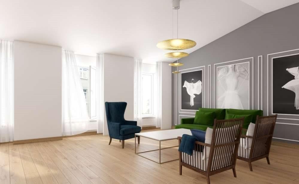 Luksusowe mieszkanie na sprzedaż Warszawa, Śródmieście, Koszykowa  136m2 Foto 1