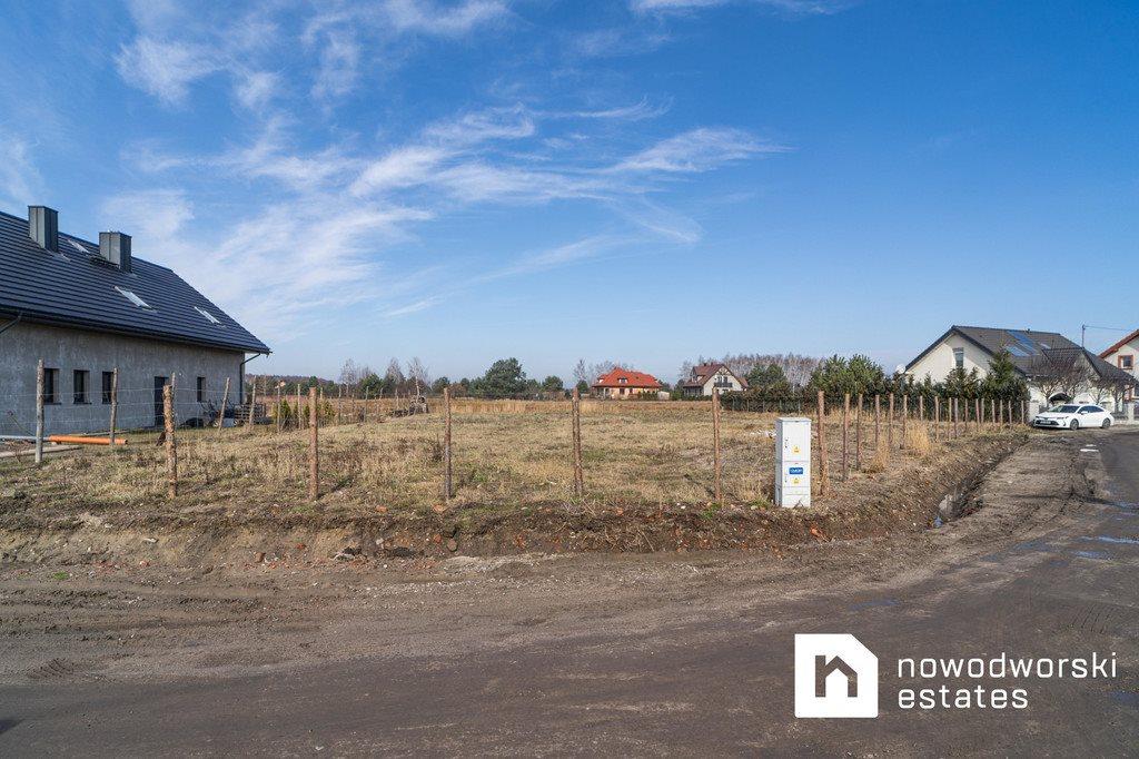 Działka budowlana na sprzedaż Słupno, Nastrojowa  1504m2 Foto 1