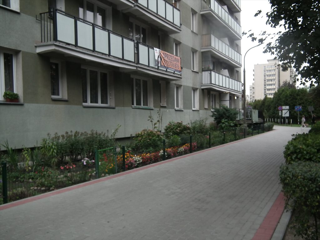 Mieszkanie dwupokojowe na wynajem Warszawa, Bródno, Wysockiego 18  43m2 Foto 11