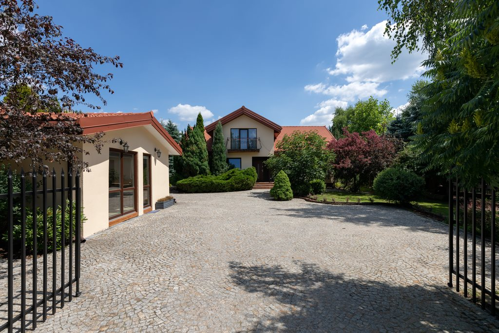 Dom na sprzedaż Góraszka, Adama Mickiewicza  225m2 Foto 2