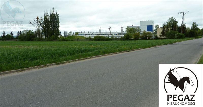 Działka przemysłowo-handlowa na sprzedaż Chodzież, Słoneczna  2640m2 Foto 2