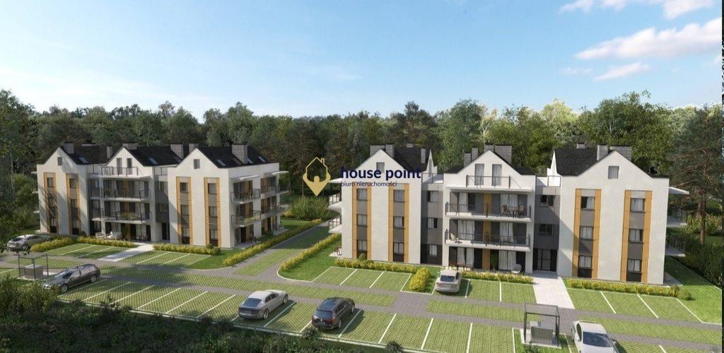 Mieszkanie trzypokojowe na sprzedaż Międzywodzie  65m2 Foto 1