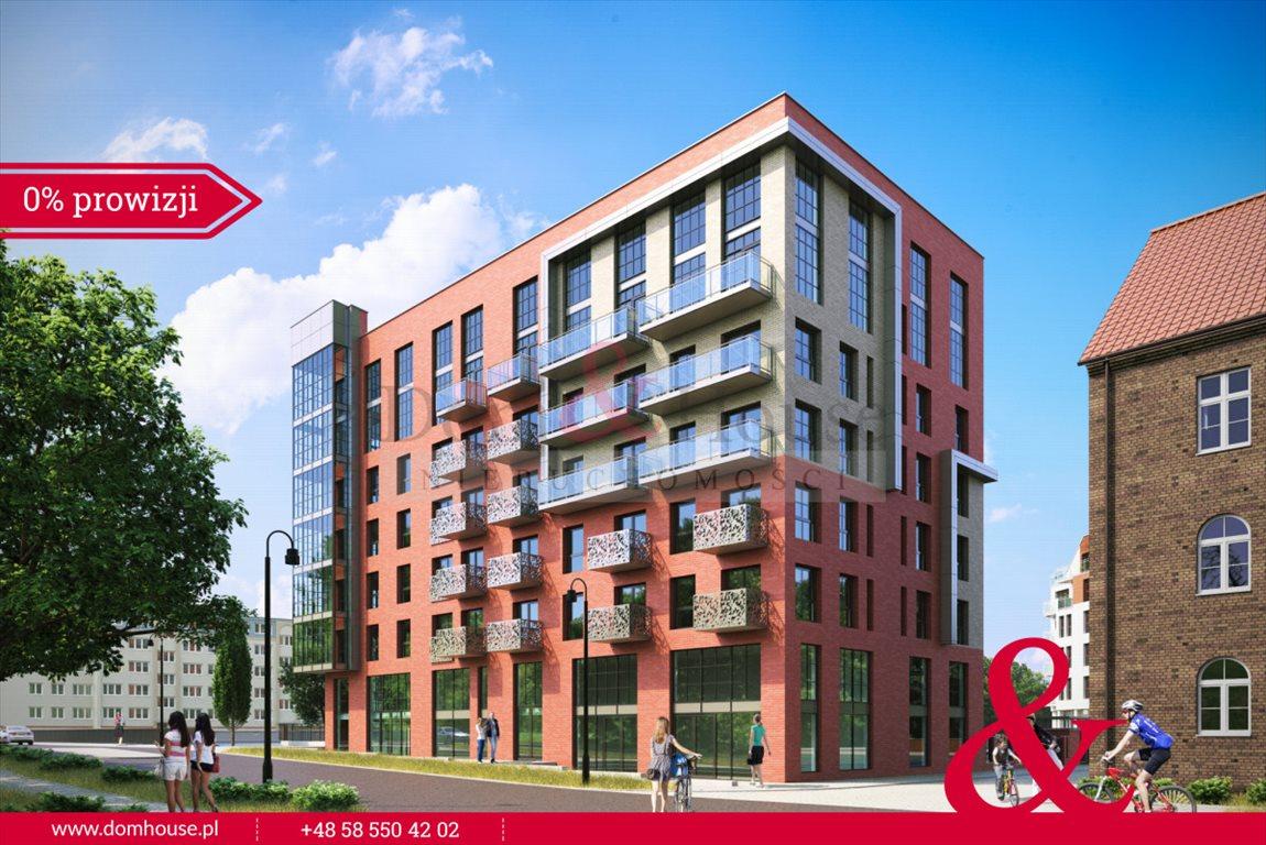 Mieszkanie dwupokojowe na sprzedaż Gdańsk, Śródmieście, Toruńska  38m2 Foto 8