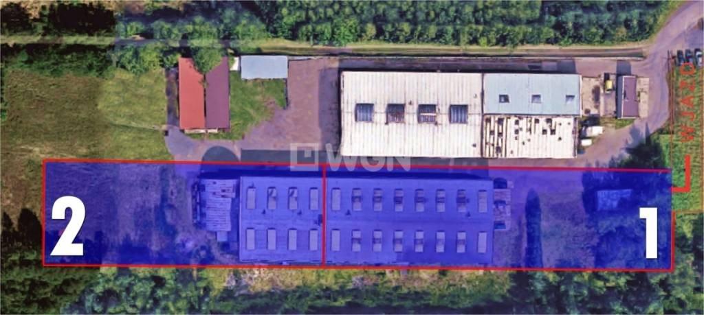 Lokal użytkowy na sprzedaż Częstochowa, Grabówka, Św. Rocha  1700m2 Foto 3