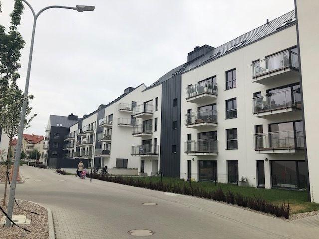 Mieszkanie trzypokojowe na wynajem Poznań, Jeżyce, Strzeszyn, Tadeusza  Mikke  60m2 Foto 2