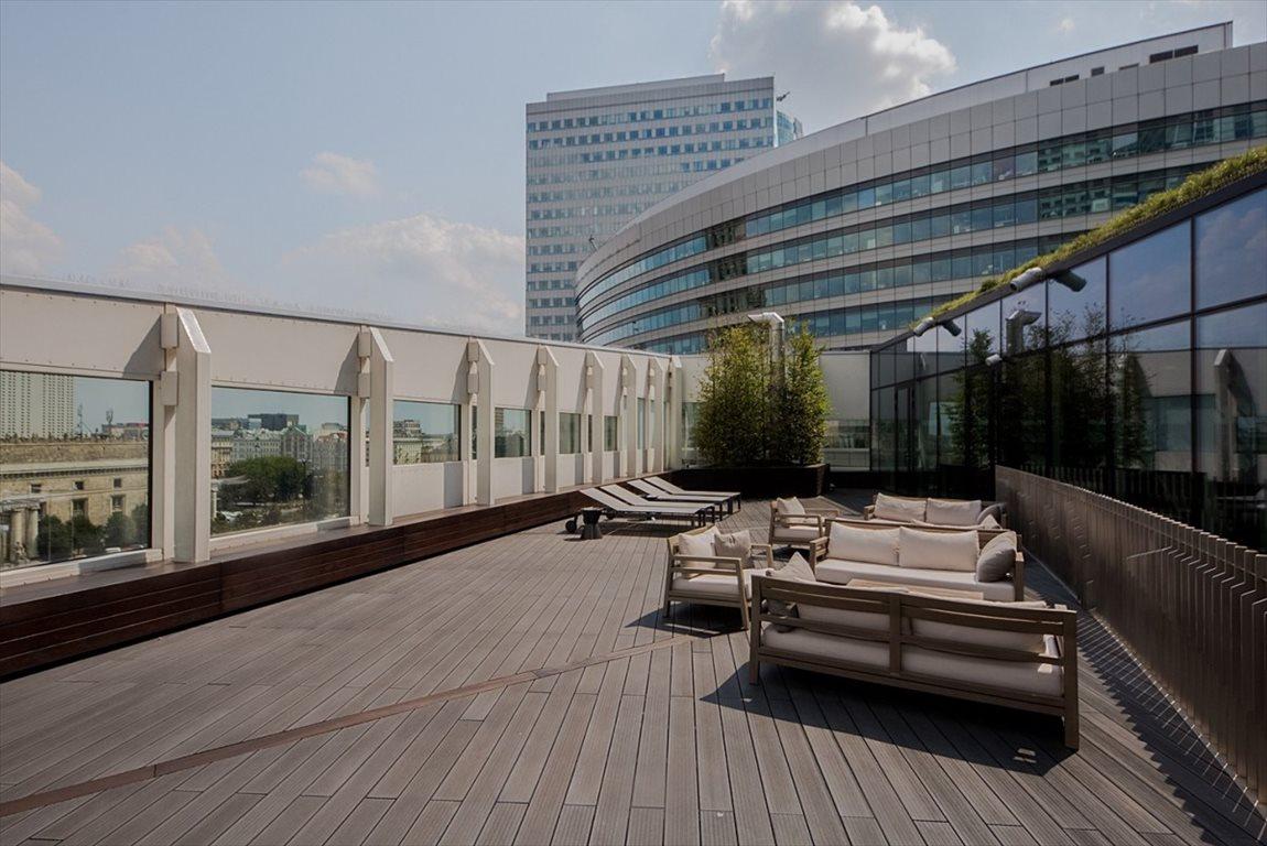 Luksusowe mieszkanie dwupokojowe na wynajem Warszawa, Śródmieście, Złota  62m2 Foto 9