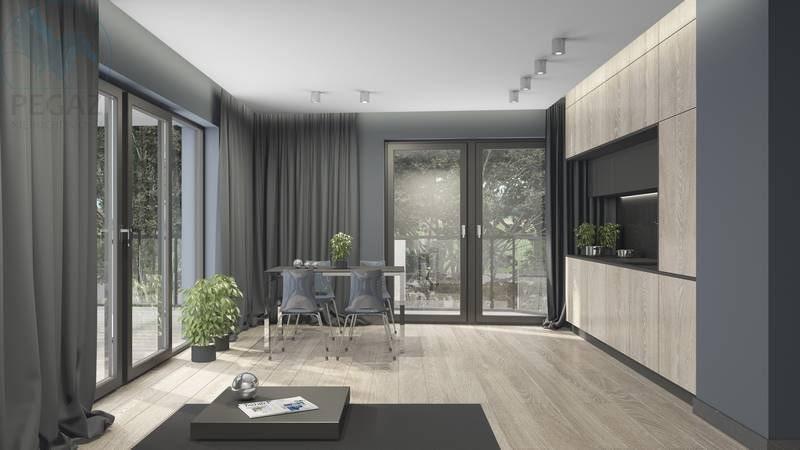 Mieszkanie trzypokojowe na sprzedaż Poznań  85m2 Foto 3