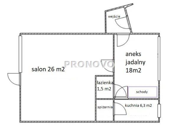 Dom na sprzedaż Kraków, Salwator, Zwierzyniec  114m2 Foto 4