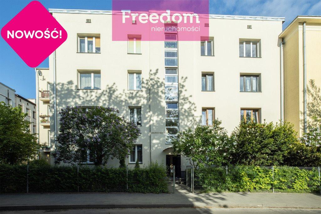 Mieszkanie dwupokojowe na sprzedaż Łódź, Krawiecka  58m2 Foto 1
