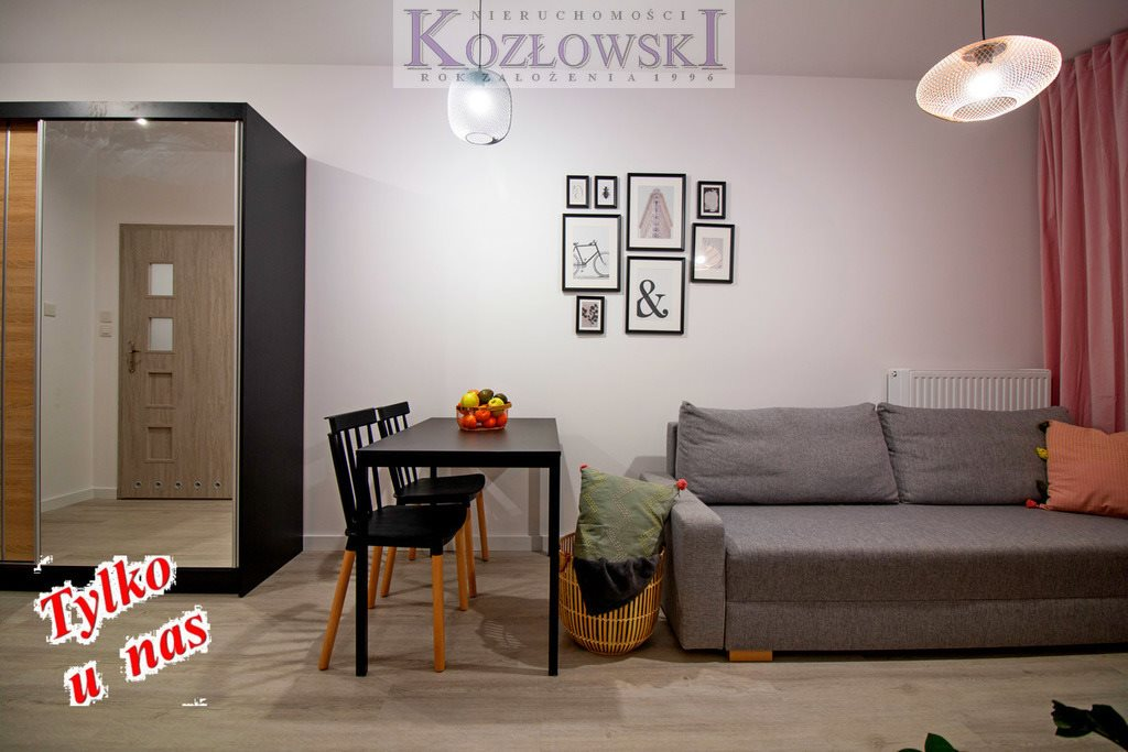 Mieszkanie dwupokojowe na wynajem Gdańsk, Jasień, Lawendowe Wzgórze  28m2 Foto 4