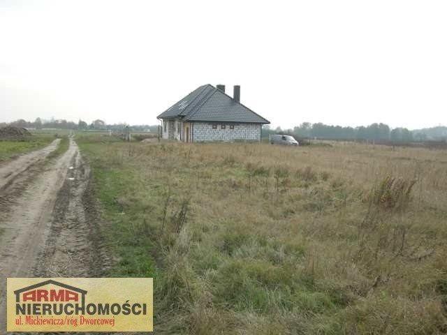 Działka budowlana na sprzedaż Strachocin  1400m2 Foto 2