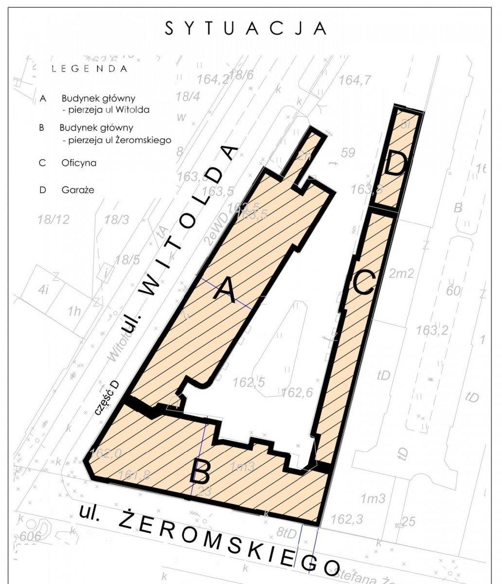 Lokal użytkowy na sprzedaż Radom, Stefana Żeromskiego  1291m2 Foto 11