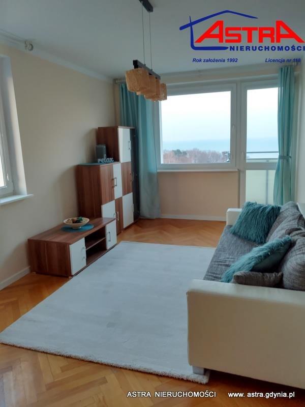 Mieszkanie trzypokojowe na wynajem Gdynia, Wzgórze Świętego Maksymiliana, Matejki Jana  54m2 Foto 1