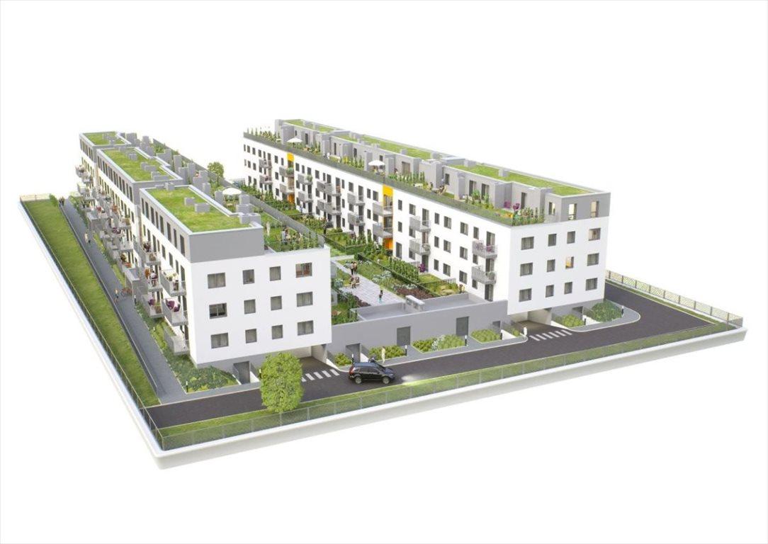 Mieszkanie trzypokojowe na sprzedaż Wrocław, Krzyki, Kajdasza  42m2 Foto 3