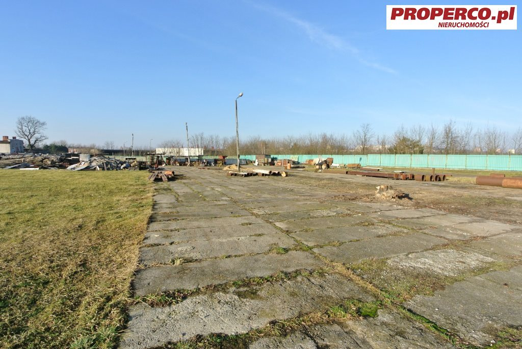Działka inwestycyjna pod dzierżawę Skarżysko-Kamienna, Obuwnicza  9577m2 Foto 5