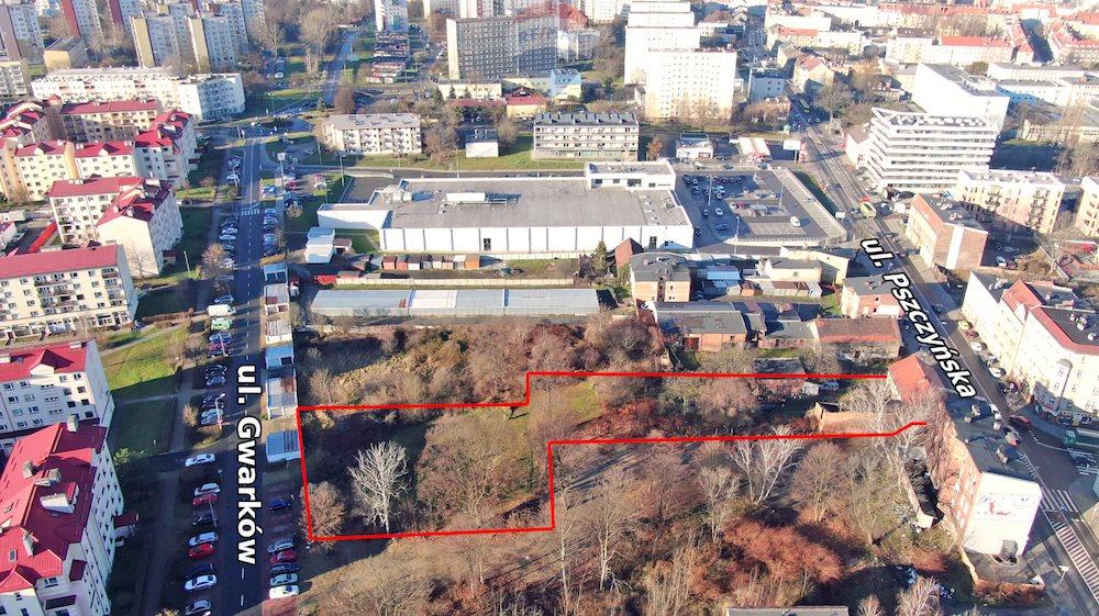 Działka inwestycyjna na sprzedaż Gliwice, Centrum, Pszczyńska  3382m2 Foto 5