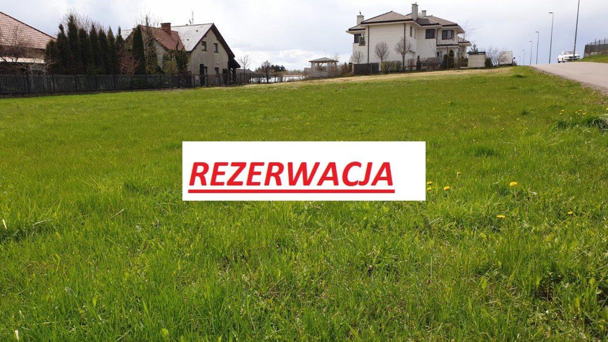 Działka budowlana na sprzedaż Warszawa, Wilanów, Starodawna  1024m2 Foto 1
