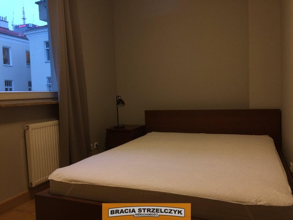 Mieszkanie dwupokojowe na wynajem Warszawa, Śródmieście, Hoża  54m2 Foto 10